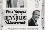 1941 Russ Morgan and Reynolds Trombones